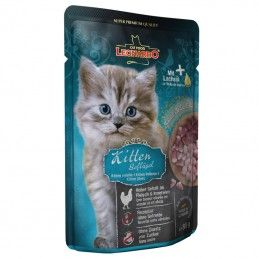 Leonardo Cat Fine Selection Kitten wet saqueta
