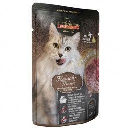 Leonardo Cat Fine Selection Menu Meat wet saqueta