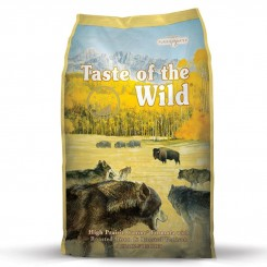 Taste of the Wild High Praire Adulto Bisonte & Veado Assado
