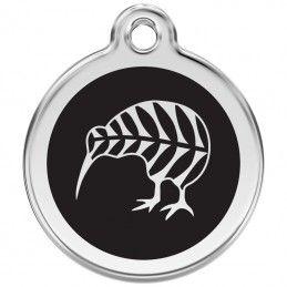 Red Dingo medalha identificadora Kiwi Black