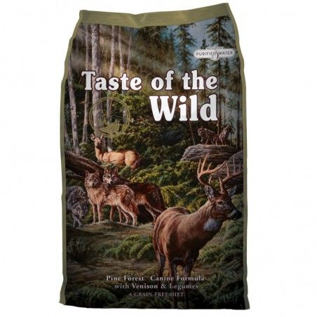 Taste of the Wild Pine Forest Adulto Veado