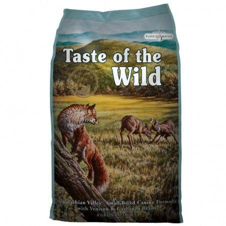 Taste of the Wild Appalachian Valley Adulto Small Veado