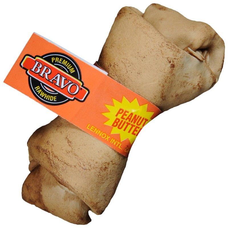 Bravo Peanut Butter Bone 10-12 cm