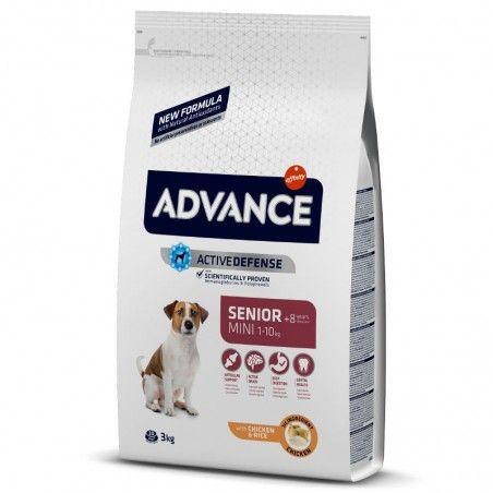 Advance Senior Mini +8 Years Chicken & Rice