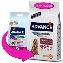 Advance Senior Medium +7 Years Chicken & Rice