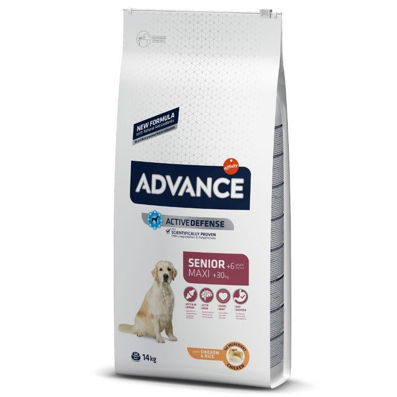 Advance Senior Maxi +6 Years Chicken & Rice