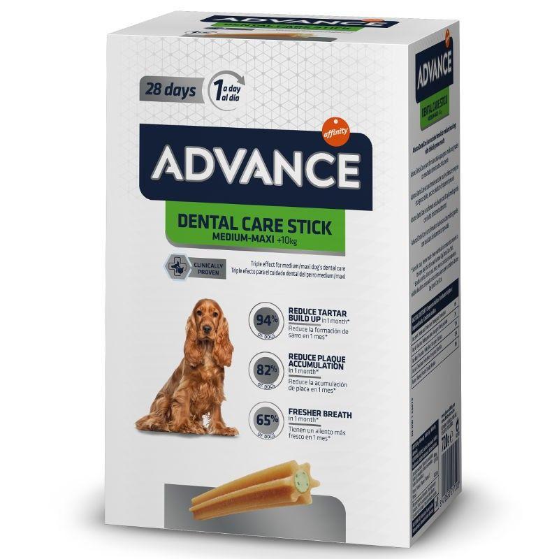 Advance Medium & Maxi Dental Care Stick Multipack