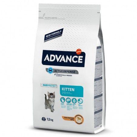 Advance Cat Kitten Chicken & Rice