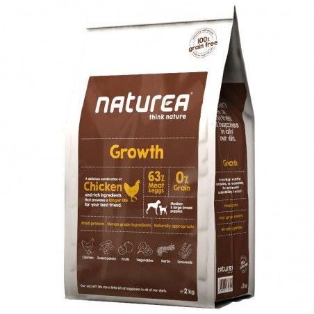 Naturea Growth Chicken & Rich Ingredients