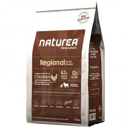 Naturea Regional Small Breed Chicken & Rich Ingredients
