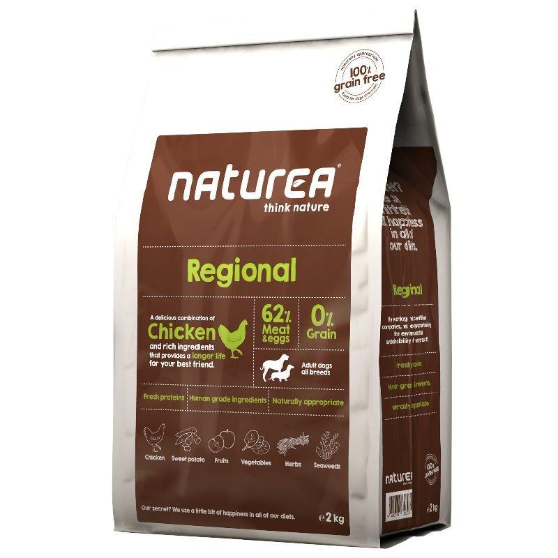 Naturea Regional Chicken & Rich Ingredients