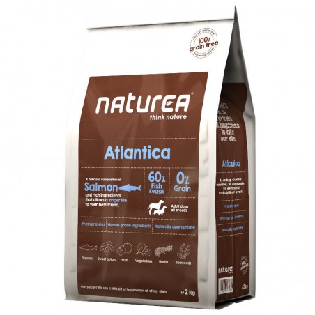 Naturea Atlantica Salmon & Rich Ingredients