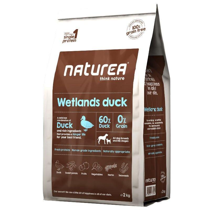 Naturea Wetlands Duck & Rich Ingredients