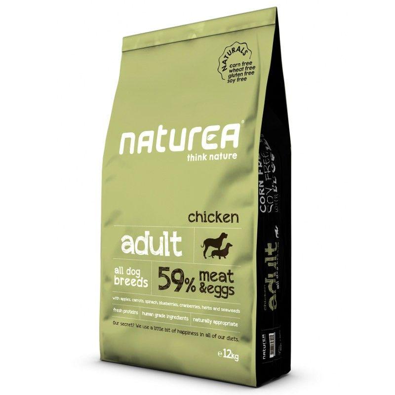 Naturea Naturals Adult All Breeds Chicken & Brown Rice