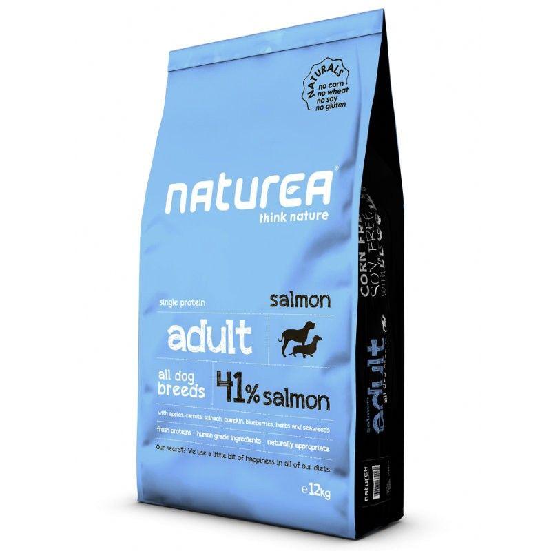 Naturea Naturals Adult All Breeds Salmon & Brown Rice