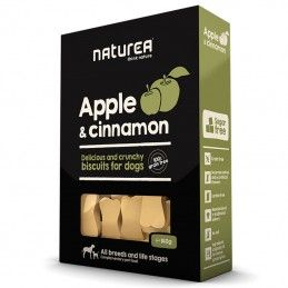 Naturea Biscuits Apple & Cinnamon