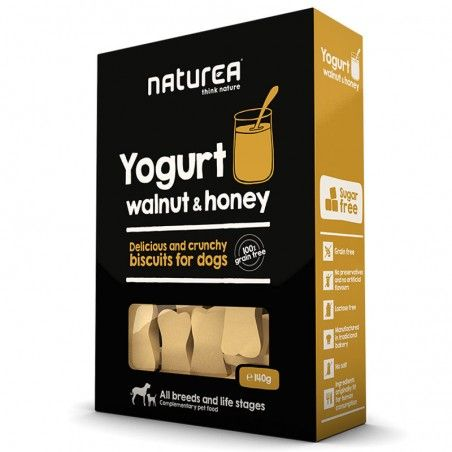 Naturea Biscuits Yogurt, Walnut & Honey