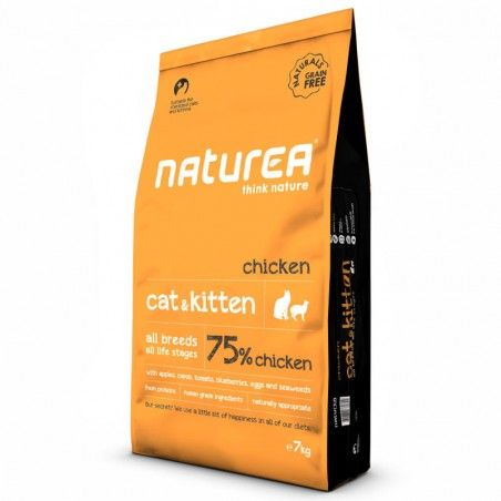Naturea Naturals Cat & Kitten Chicken
