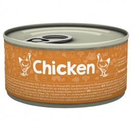 Naturea Cat Chicken wet lata