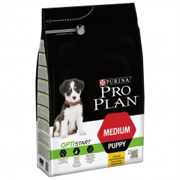 Purina Pro Plan Medium Puppy OptiStart Chicken