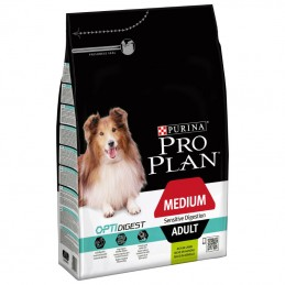 Purina Pro Plan Medium Sensitive Digestion Adult Lamb