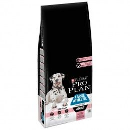 Purina Pro Plan Large Athletic Sensitive Skin Adult OptiDerma Salmon