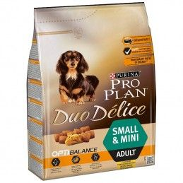 Purina Pro Plan Duo Délice Small & Mini Adult Chicken & Rice