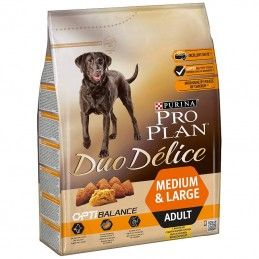 Purina Pro Plan Duo Délice Medium & Large Adult Chicken & Rice