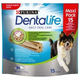 Purina Dentalife Medium Loyalty Pack 15 x sticks