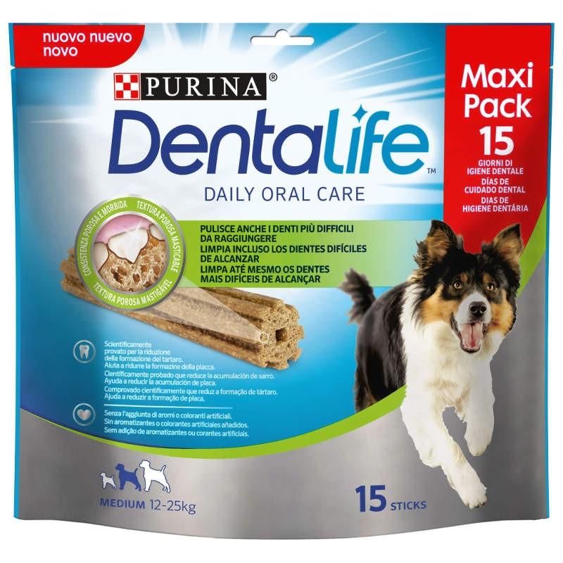Purina Dentalife Medium Loyalty Pack 15 x sticks