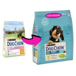 Purina Dog Chow Small Breed Puppy Chicken