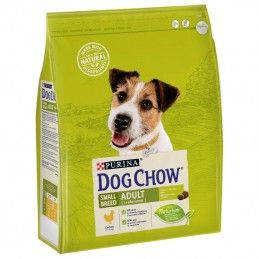 Purina Dog Chow Small Breed Adult Chicken