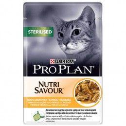 Purina Pro Plan NutriSavour Sterilised Chicken