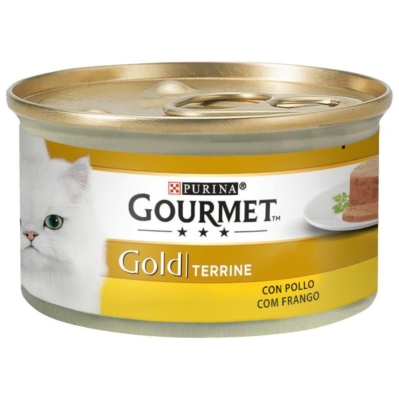 Purina Gourmet Gold Terrine com Frango