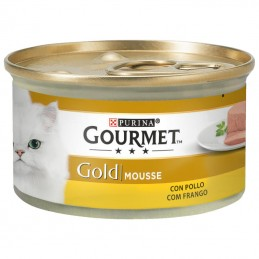 Purina Gourmet Gold Mousse Frango