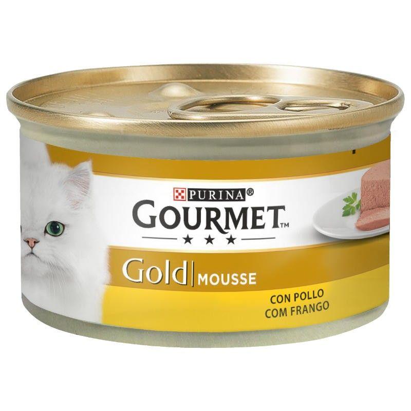 Purina Gourmet Gold Mousse Frango