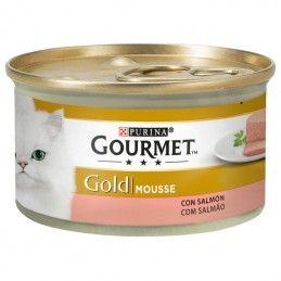 Purina Gourmet Gold Mousse Salmão