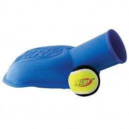 Nerf Stomper Lançador com pé de bolas de ténis