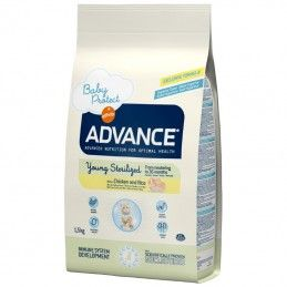 Advance Cat Sterilised Junior Chicken & Rice