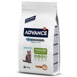 Advance Cat Sterilised Junior Chicken & Rice