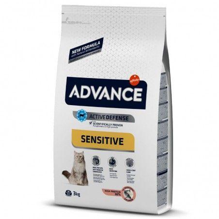 Advance Cat Adult Sensitive Salmon & Rice
