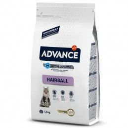 Advance Cat Adult Hairball Turkey & Rice