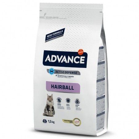 Advance Cat Adult Hairball Turkey & Rice