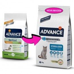 Advance Cat Adult Sterilised Turkey & Barley
