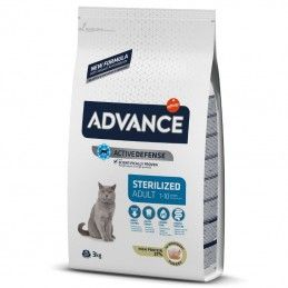 Advance Cat Adult Sterilised Turkey & Barley