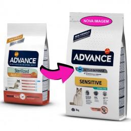 Advance Cat Adult Sterilised Sensitive Salmon & Barley