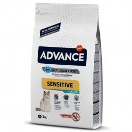 Advance Cat Adult Sterilised Sensitive Salmon & Barley