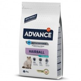 Advance Cat Adult Sterilised Hairball Turkey & Barley