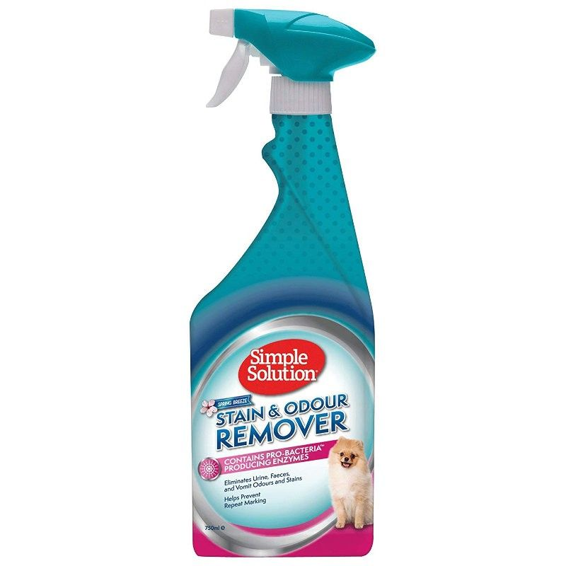 Simple Solution Home Stain & Odour Remover Spring Breeze