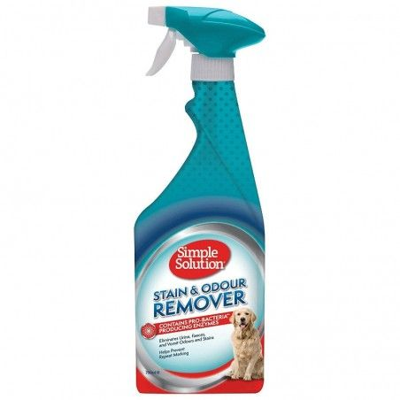 Simple Solution Stain & Odour Remover Urine Dog and Cat